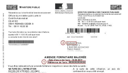 Antai Agence Nationale De Traitement Automatise Des Infractions